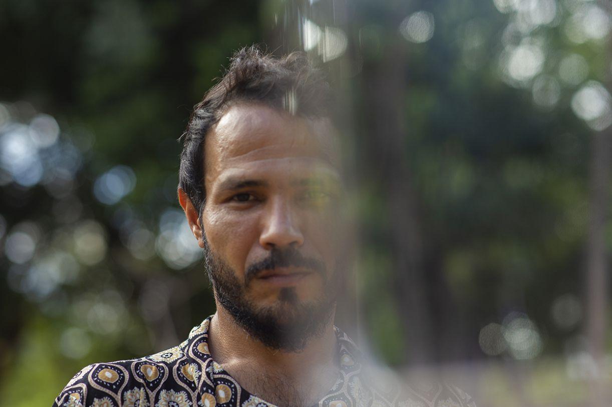 Elizeu Braga tem dois livros publicados: 'Cantigas' (2015) e 'Mormaço' (2017)