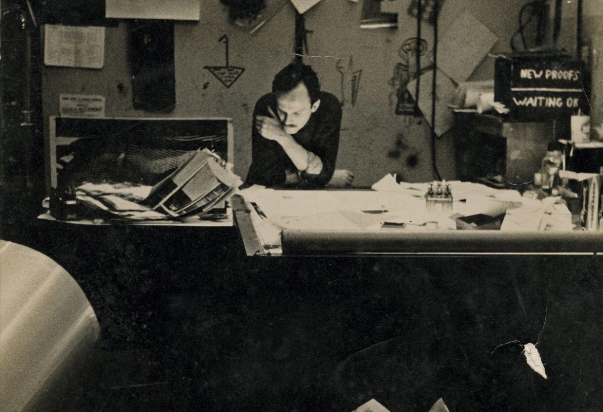 Na sua trajetória, Aloisio (1927-1982) atuou com artista plástico, designer, professor e gestor público