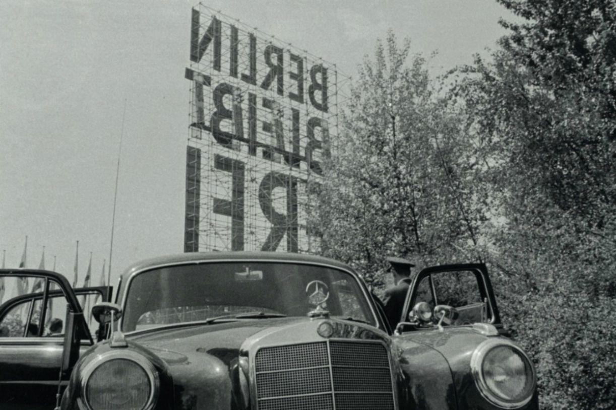 Arno Fischer explorou os quatro setores de Berlim no pós-guerra