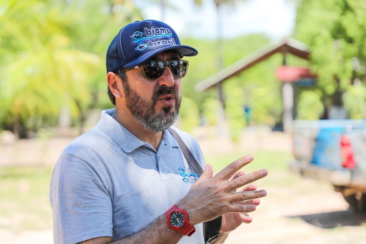 Clemente Coelho, biólogo e professor da UPE