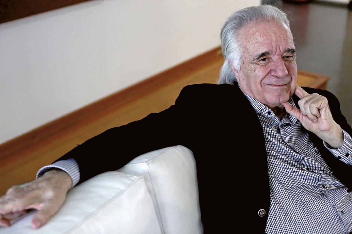 Pianista João Carlos Martins
