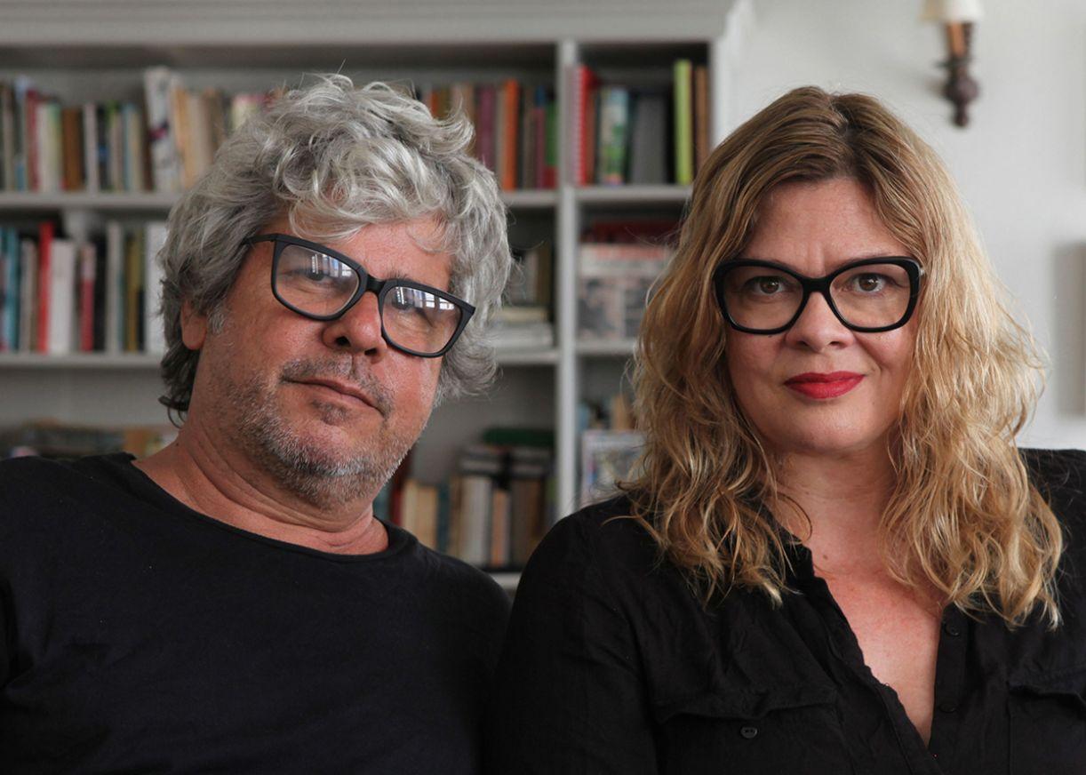 Parceiros de vida e obra, Renata Pinheiro e Sérgio Oliveira assinam juntos a direção do filme