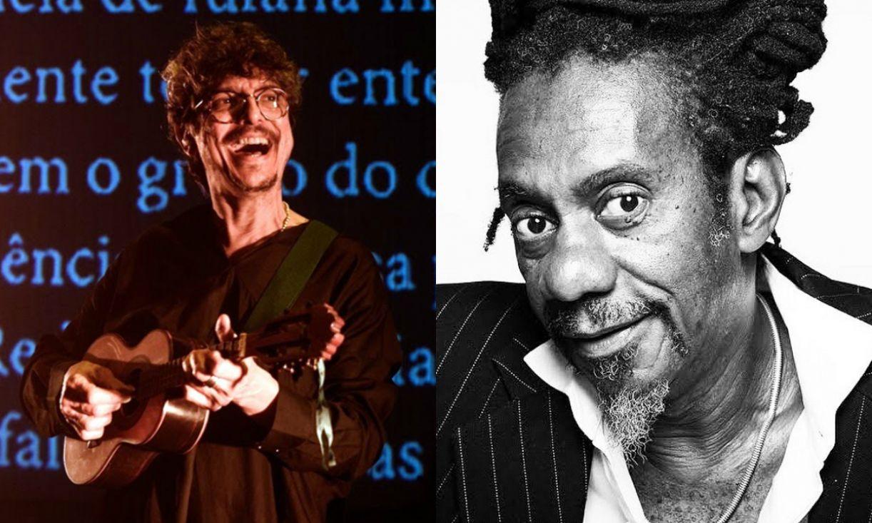 Pedro Luis e Luiz Melodia
