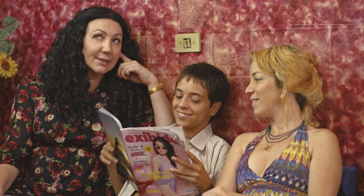 Cena do filme 'Meu nome é Bagdá', de Caru Alves de Souza, premiado na 'Berlinale'