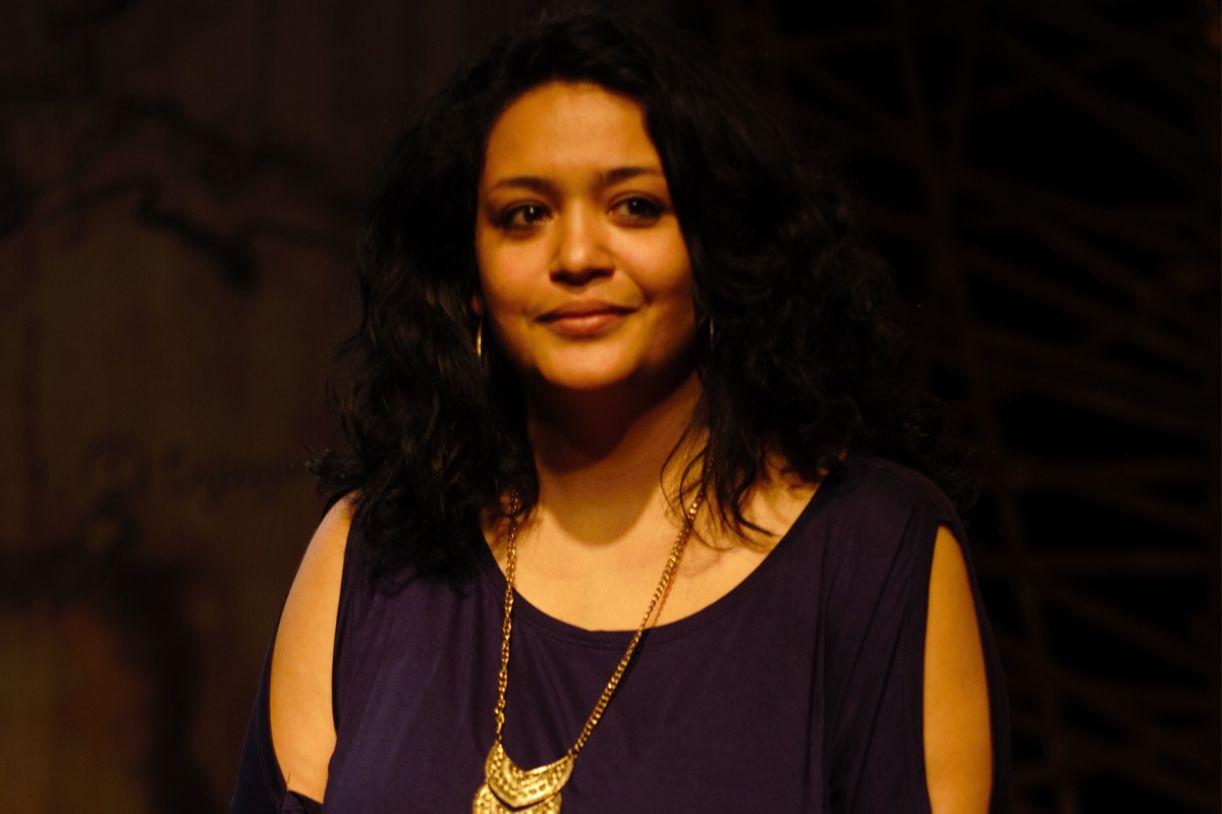 A dramaturga Dione Carlos ministra o curso 'Dramaturgia negra: a palavra viva'