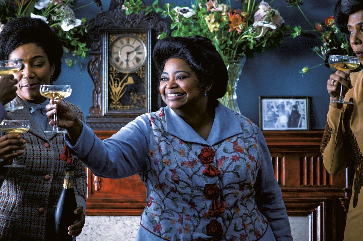 Octavia Spencer interpreta Madame C.J. Walker na produção da Netflix