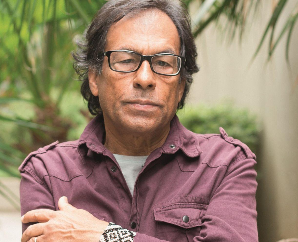 Ailton Krenak, líder indígena, ambientalista e escritor brasileiro