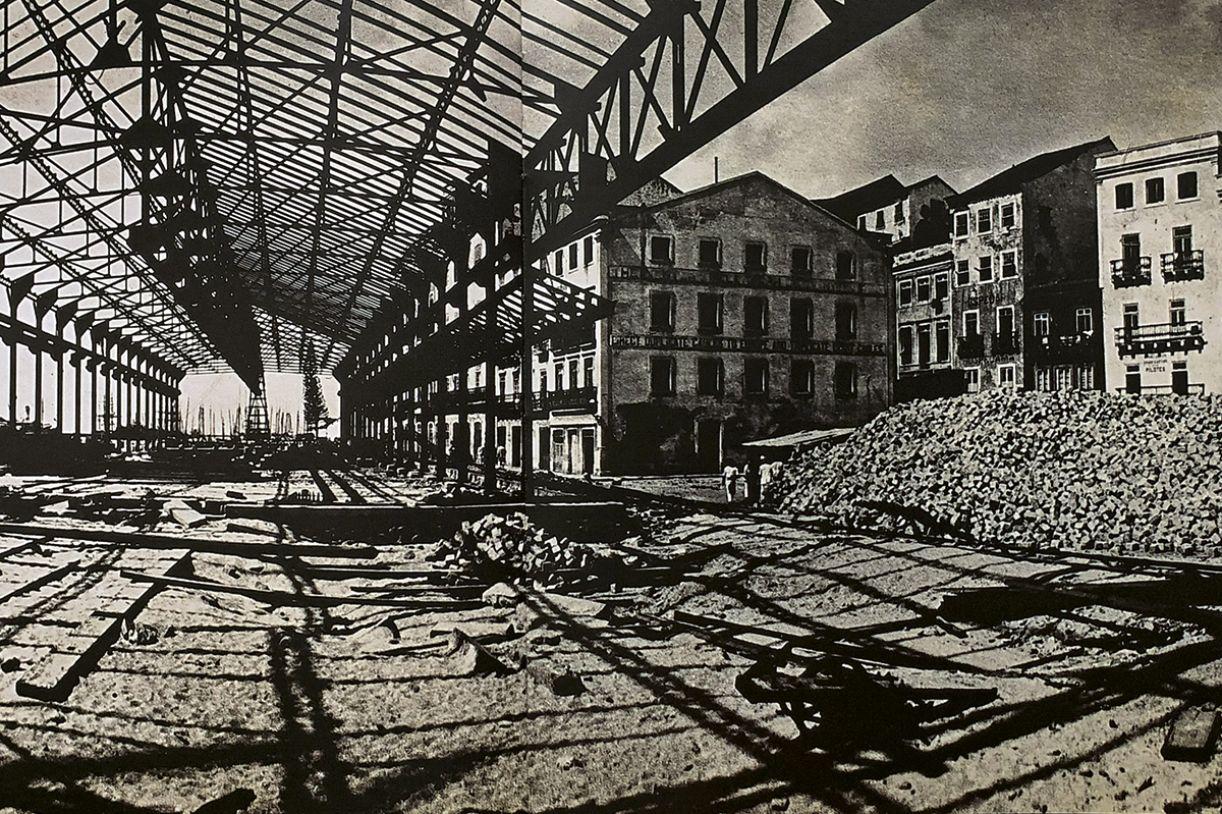 Obras do Porto do Recife, Francisco Du Bocage, 1913
