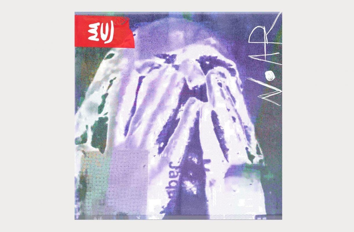 Capa do single 'No ar'.