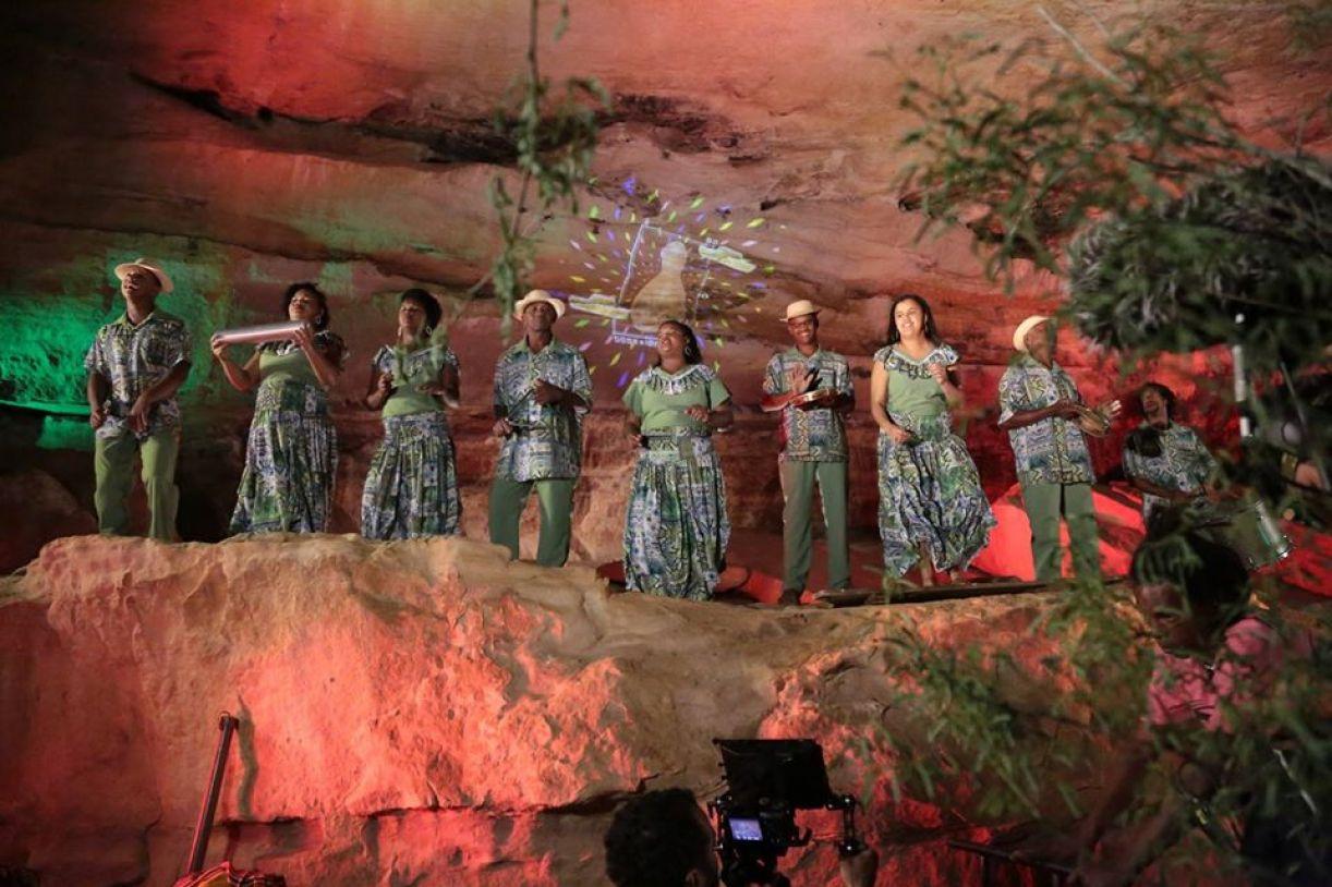 Grupo de coco Raízes de Arcoverde