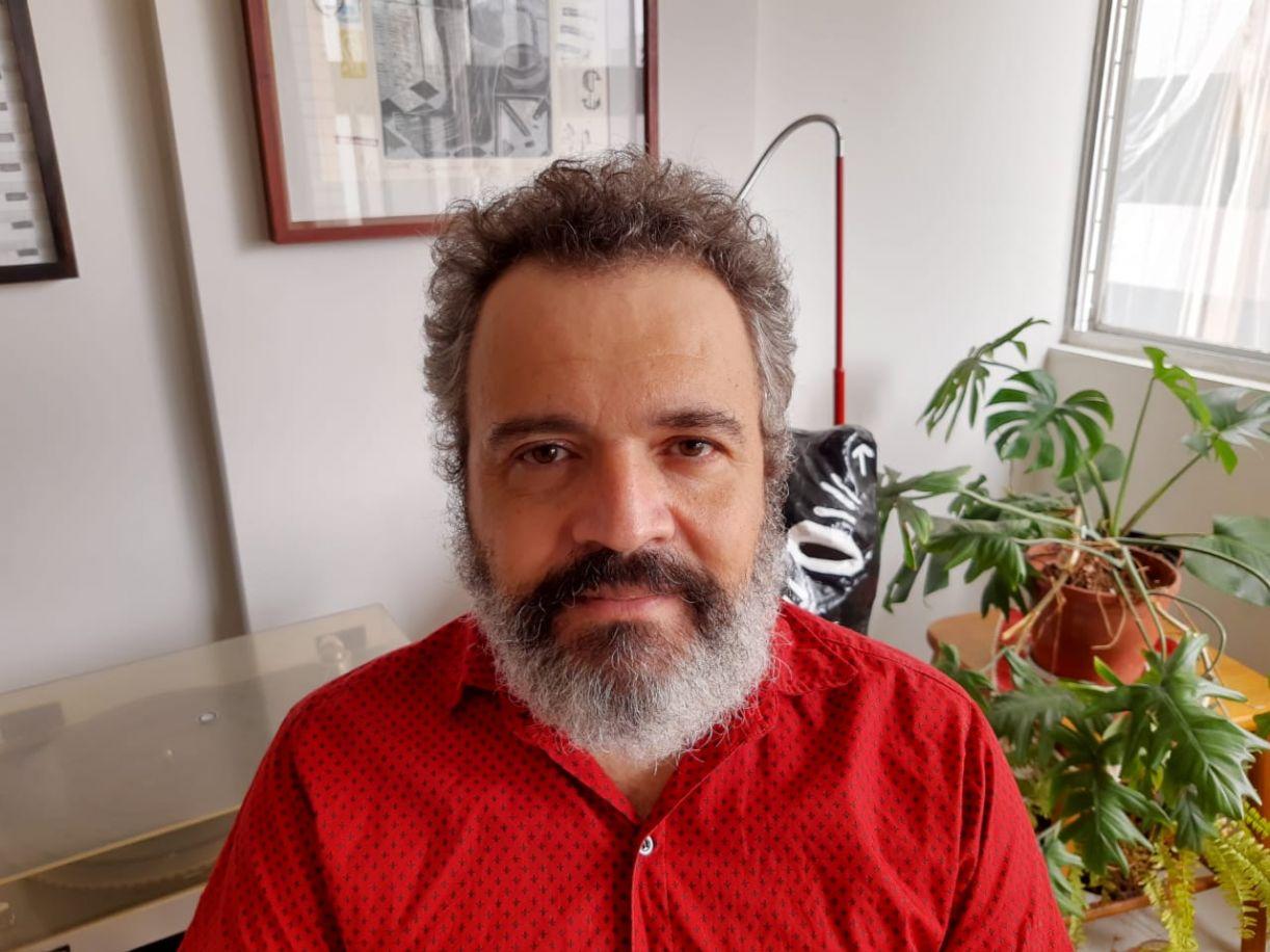 O sociólogo e pesquisador José Luiz Ratton