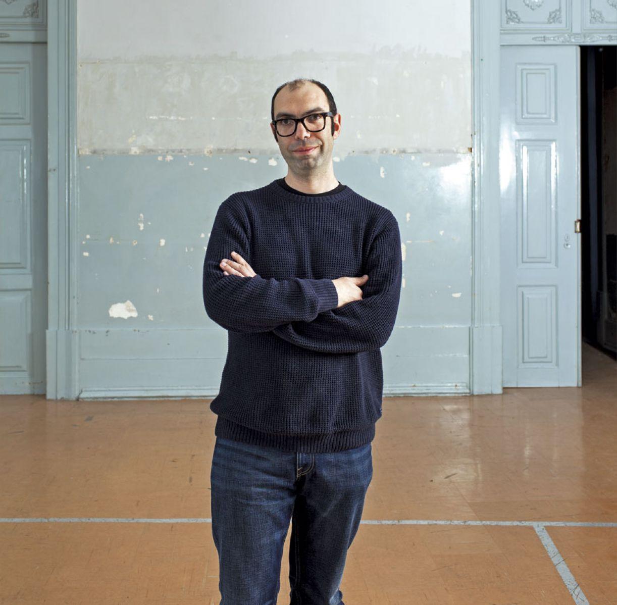 O professor e curador português André Tavares