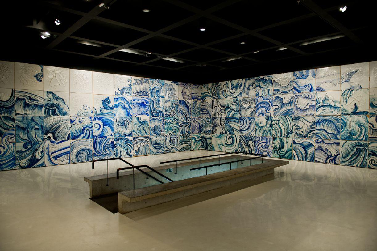 Galeria de Adriana Varejão no Inhotim