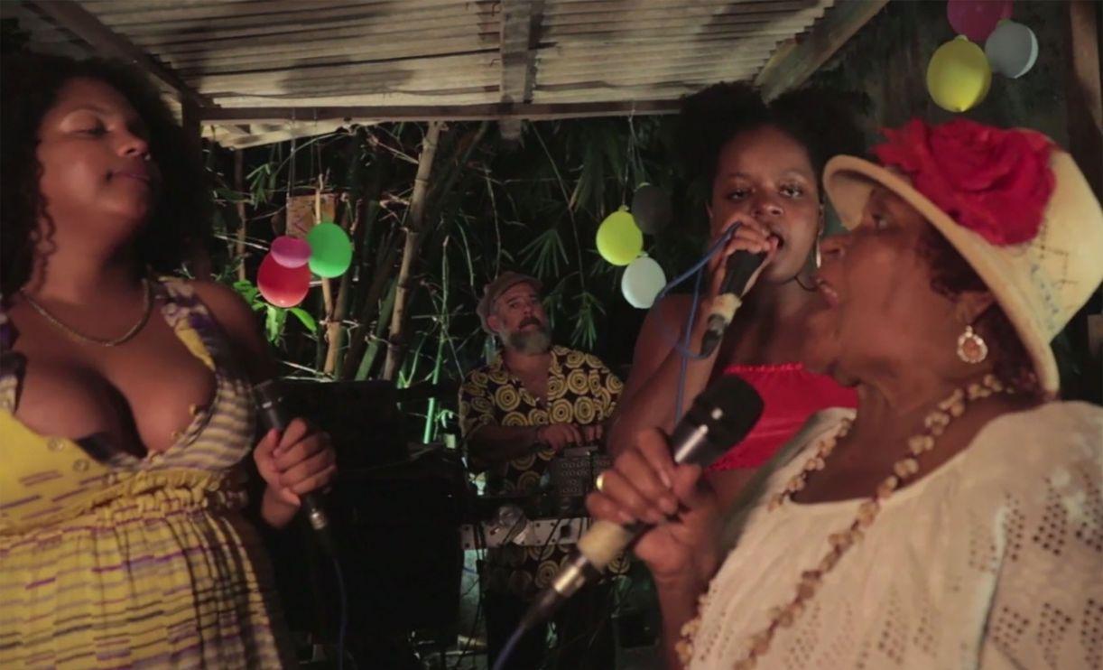Dona Cila do Coco + Femigang + Buguinha Dub