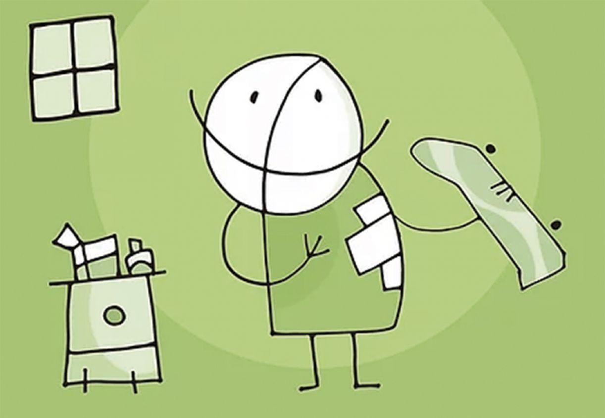Haicais ilustrados reúnem humor e reflexão