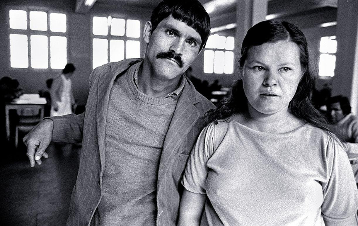 Infarto 23, Putaendo, da série 'O infarto da alma', 1994