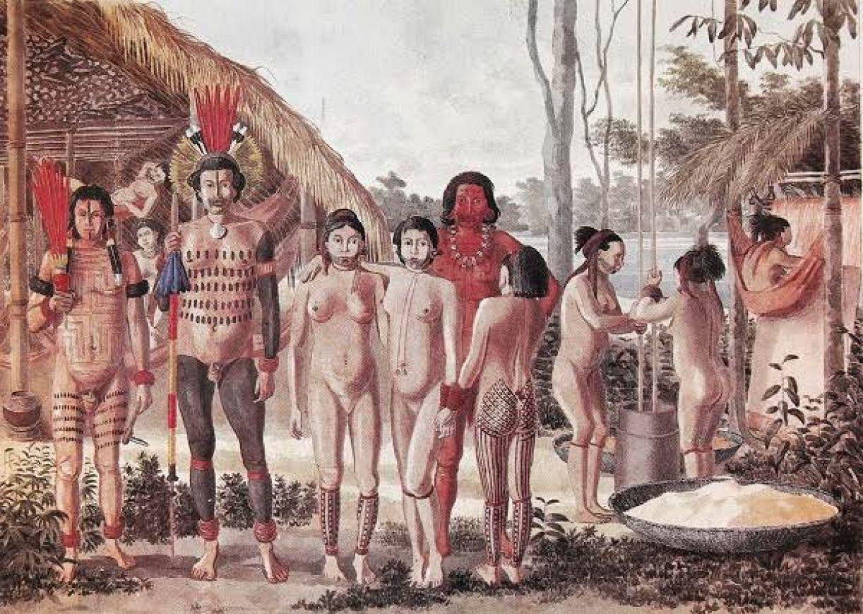 O olhar de Hercule Florence sobre os indígenas brasileiros