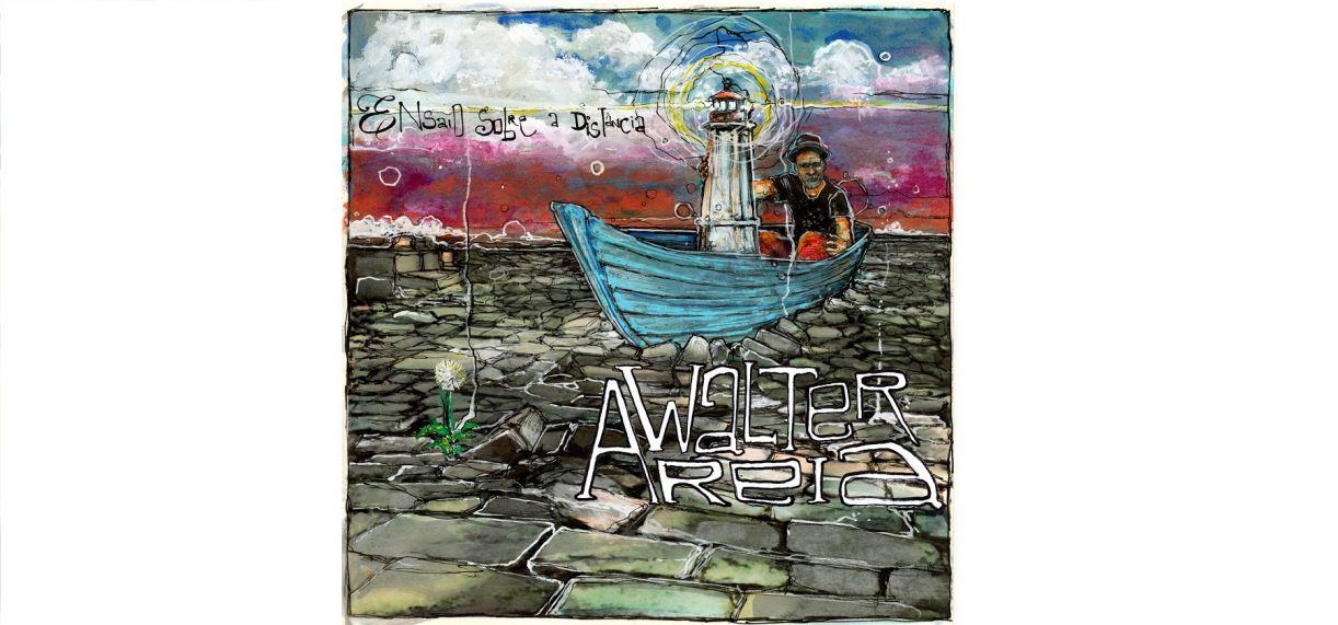 Capa do single é uma criação de Raoni Assis.