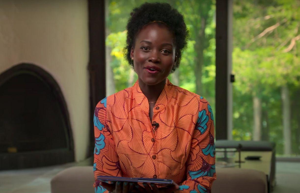 Lupita Nyong'o é uma das convidadas da série