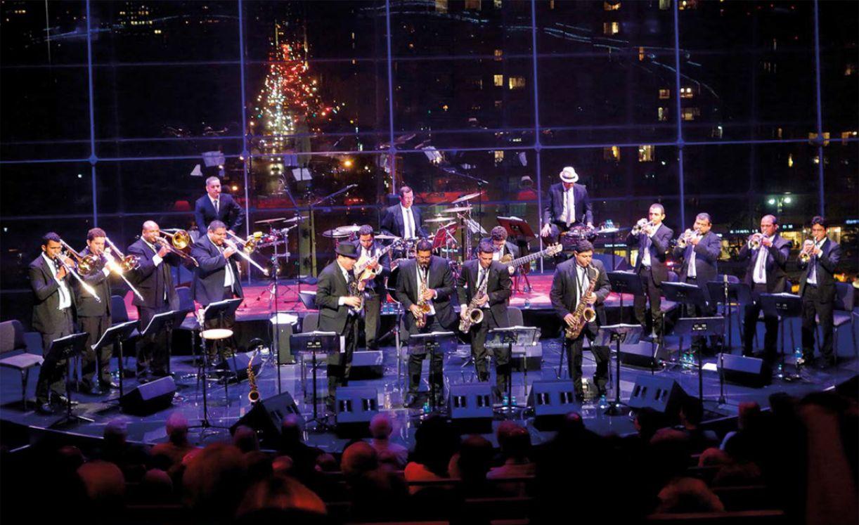 Atualmente, a Spok Frevo Orquestra tem consolidado apresentações nos EUA