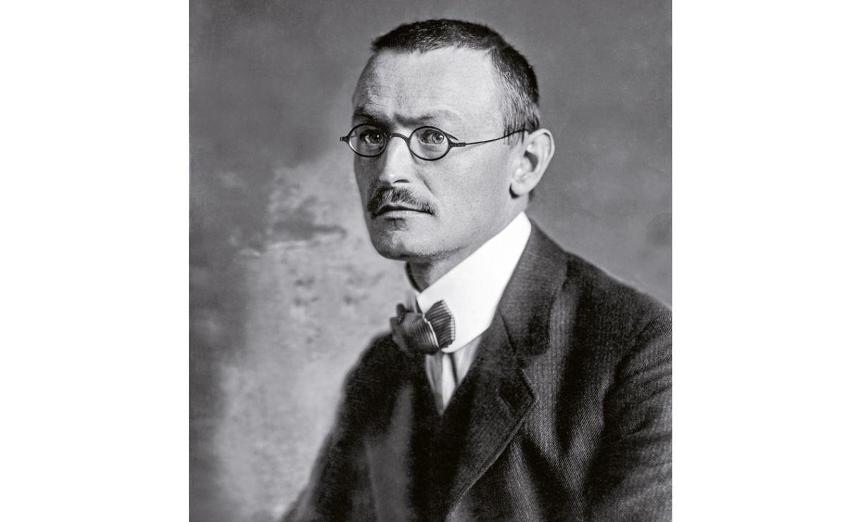 Hermann Hesse escreveu a história de Knulp em 1905