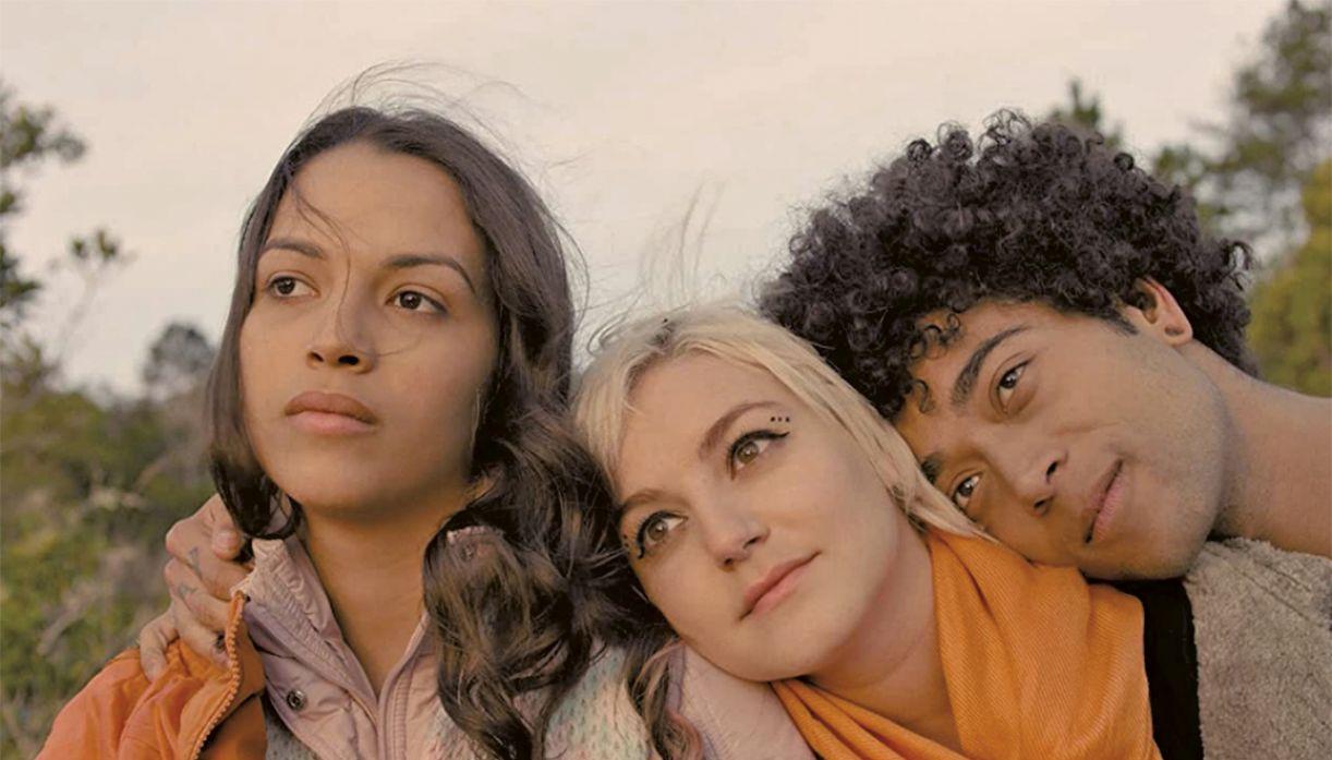 Frame do filme brasileiro 'Alice Junior'
