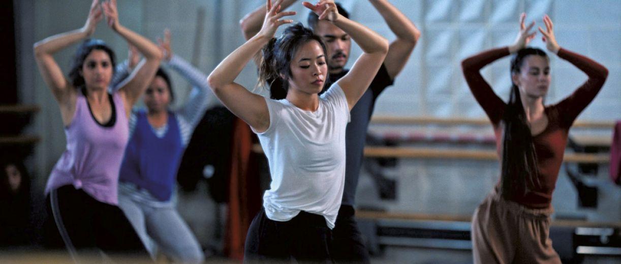 Os bailarinos de Akram Khan