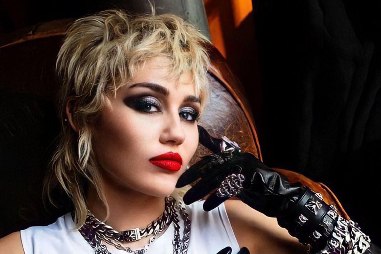 O autor da foto de capa de Miley Cyrus é umdos principais nomes da fotografia do rock
