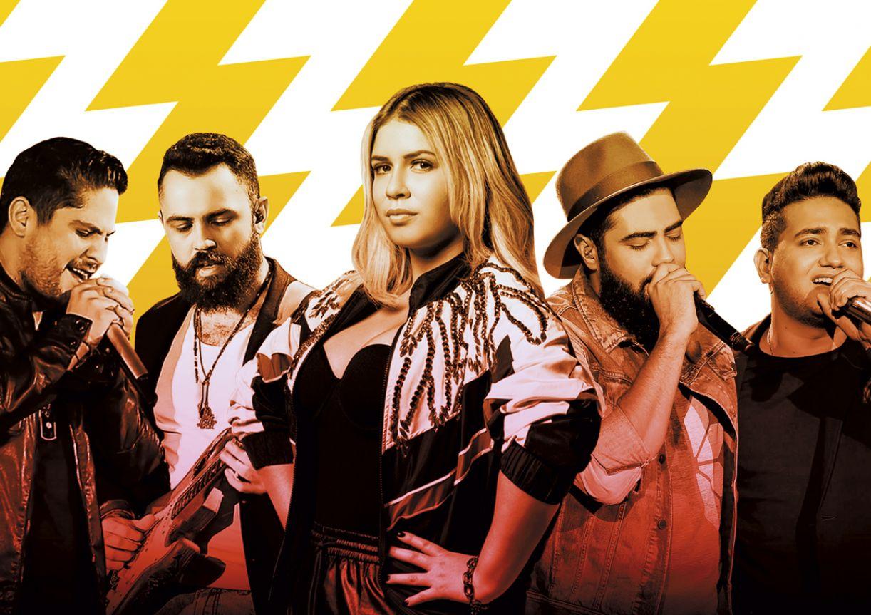 Uma geração de artistas marcou a transição da música caipira para o sertanejo