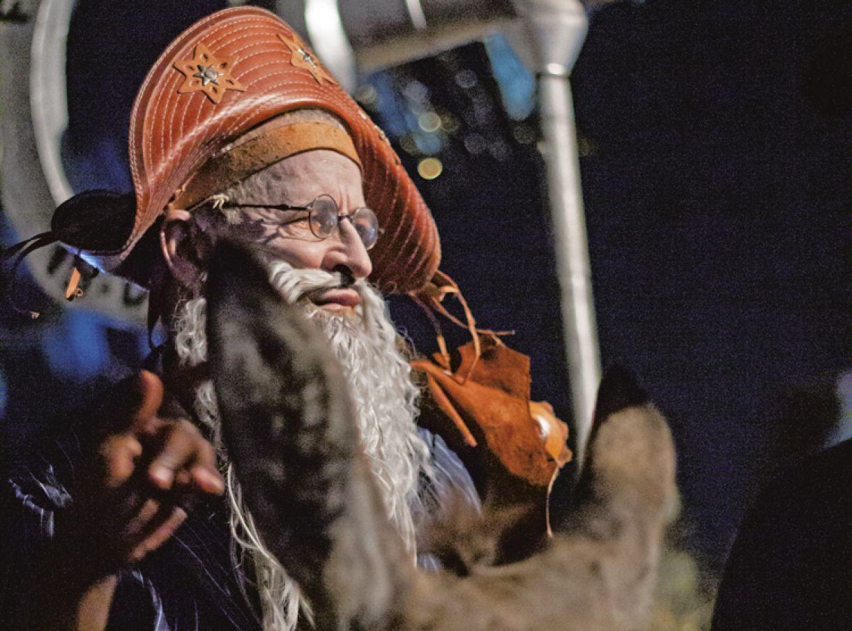 Velho Cariri é o personagem-título da troça, cujo nome se origina no Sertão do Cariri