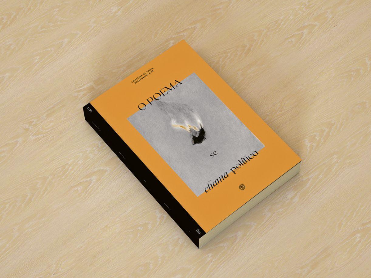Com ilustrações de Clara Moreira, livro reúne poemas de 30 autores