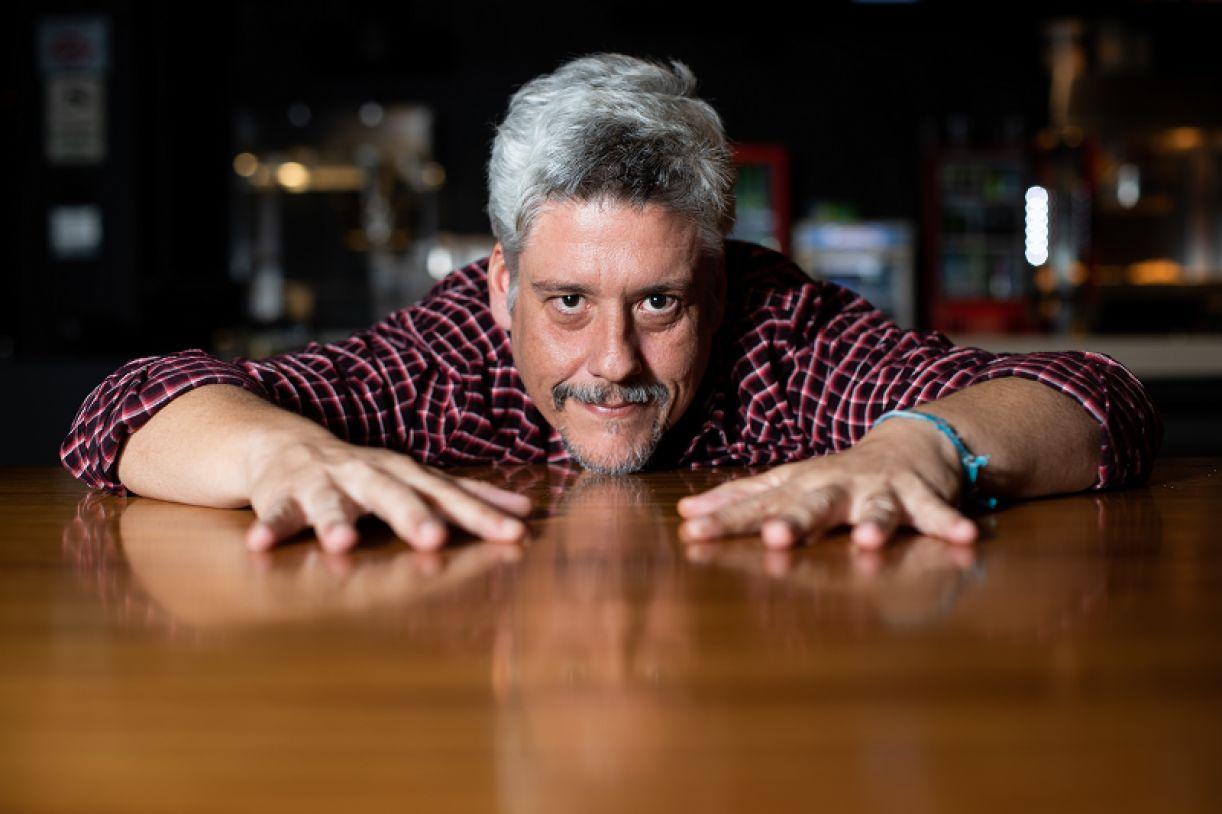 Camilo Cavalcante, premiado cineasta pernambucano