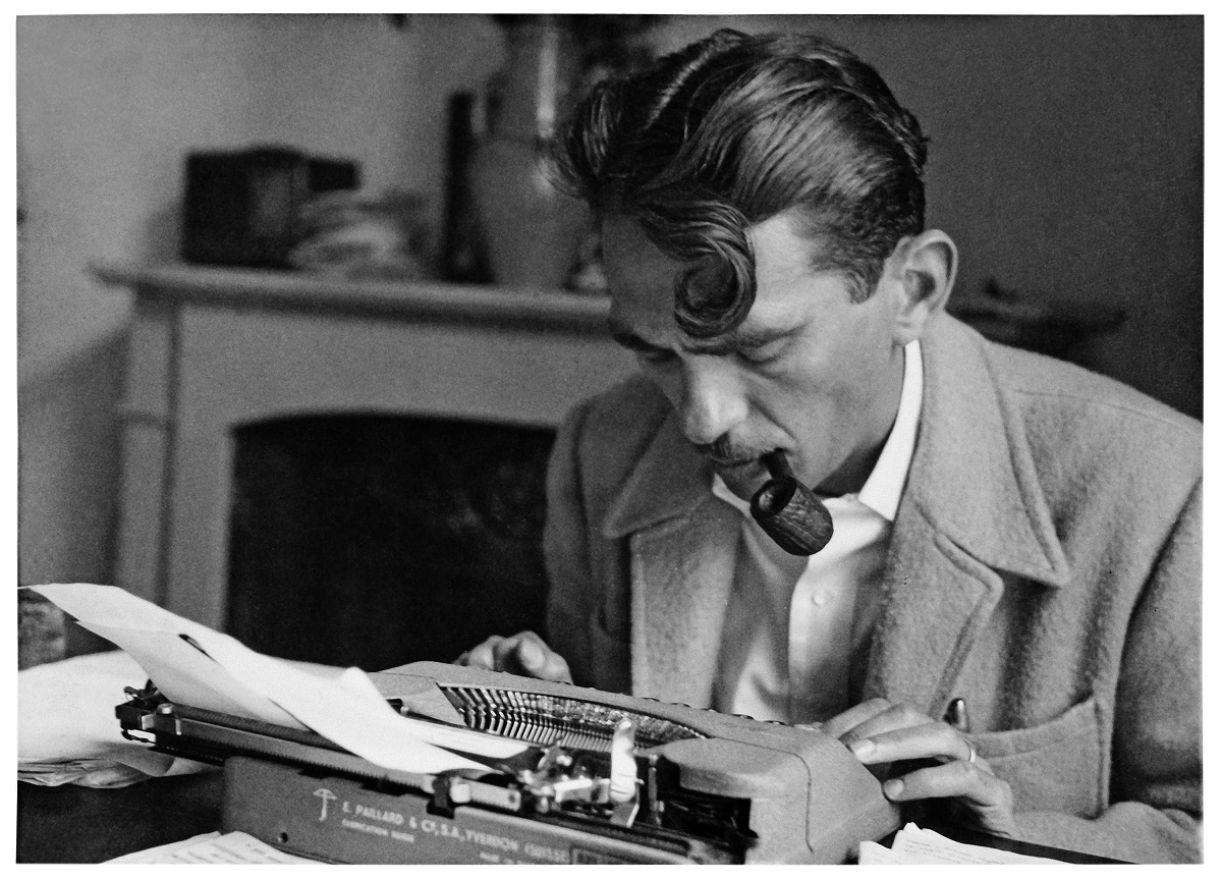 O repórter Samuel Wainer, que virou um dos poderosos da imprensa nacional