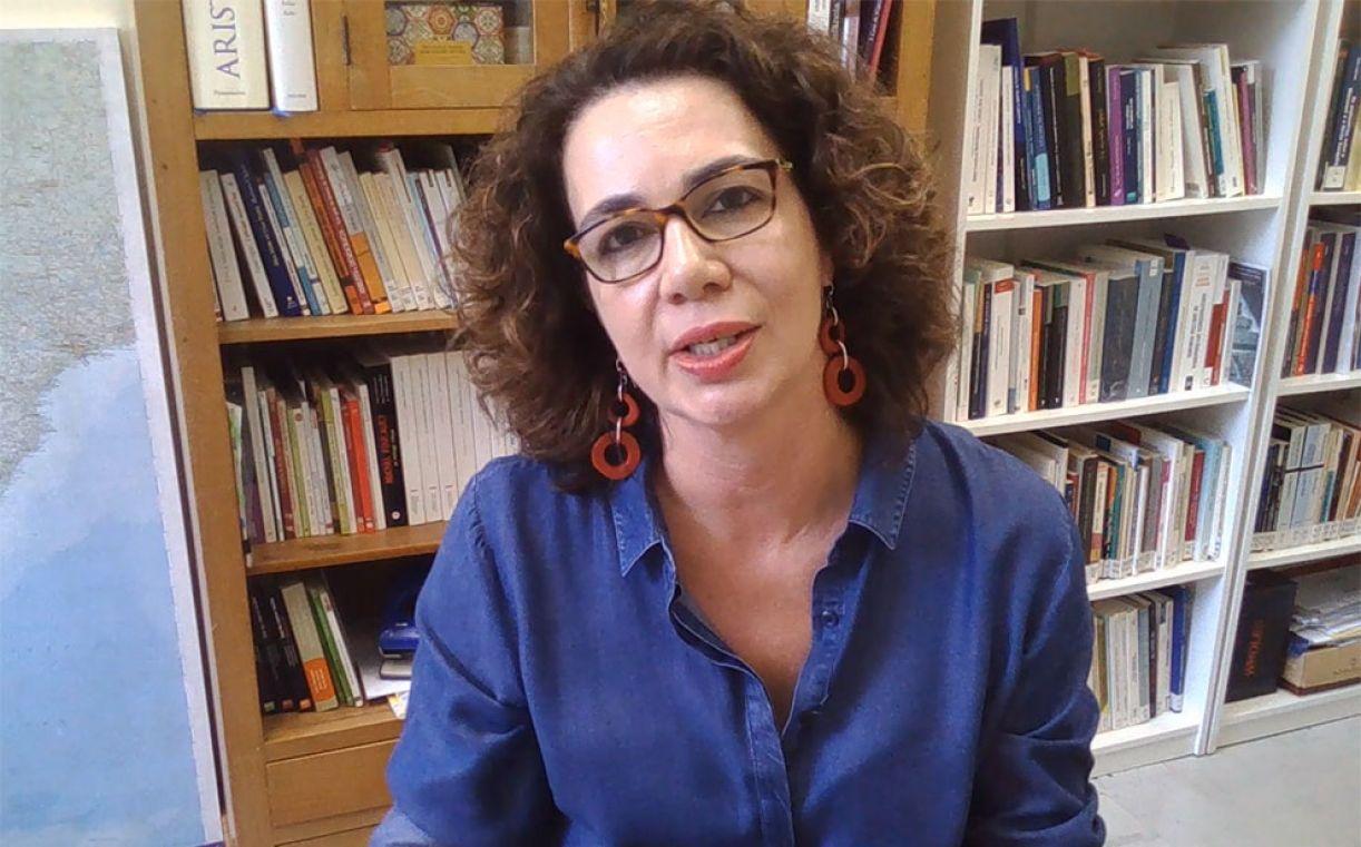A professora e pesquisadora Deisy Ventura