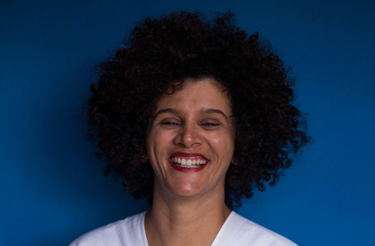Odília Nunes é uma das fundadoras da Ripa – Rede Interiorana de Produtores, Técnicos e Artistas de Pernambuco