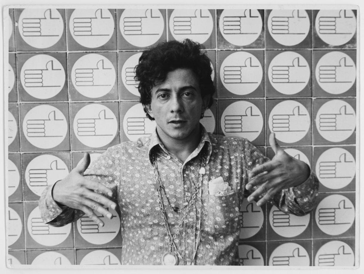 'Tom Zé, o último tropicalista' é a primeira biografia do músico nascido em Irará, na Bahia