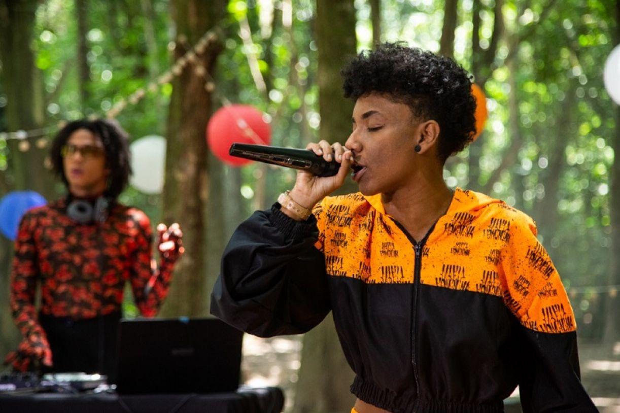 Versão on-line do festival é composta por novos nomes da cena musical pernambucana, como a rapper Bione