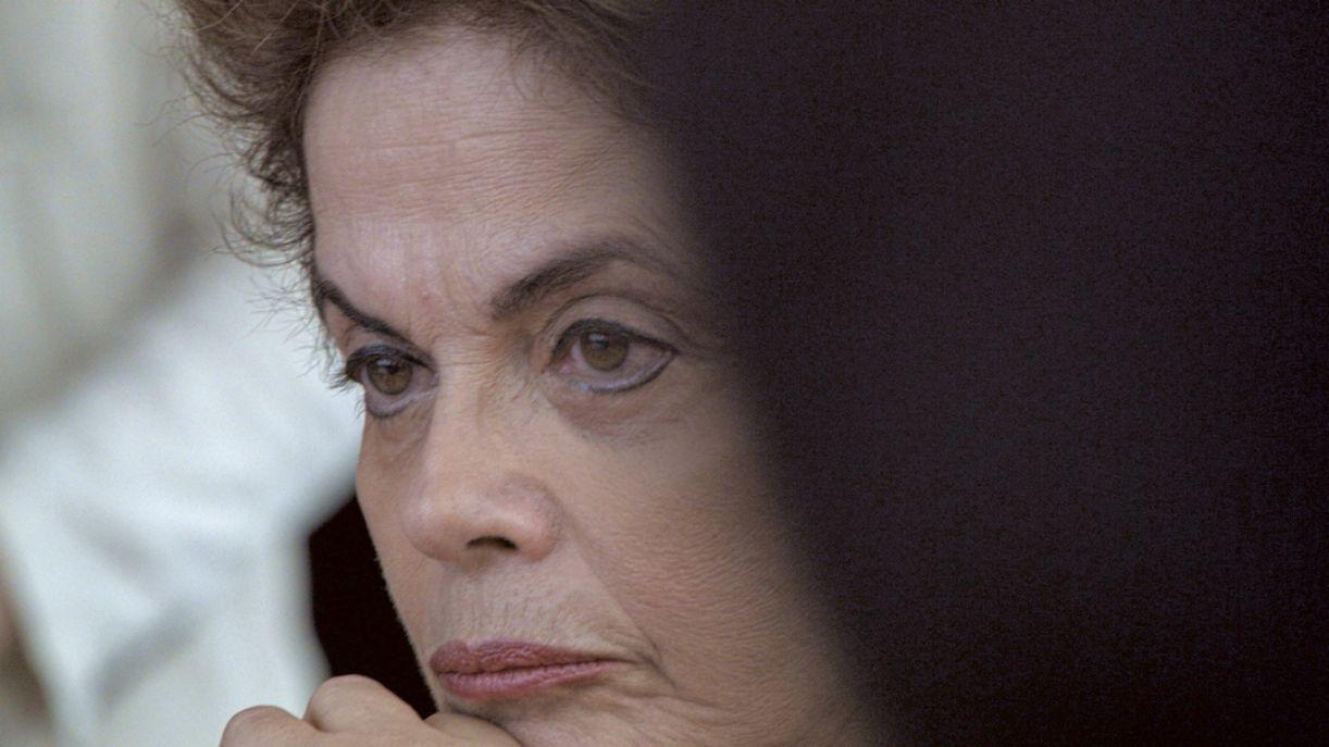 Dilma Roussef não censurou o trabalho da equipe de do filme
