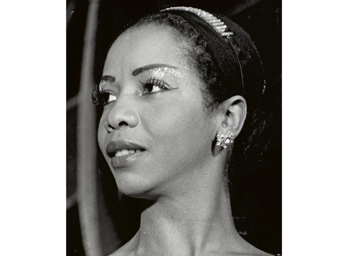 Mercedes Baptista, em 1959