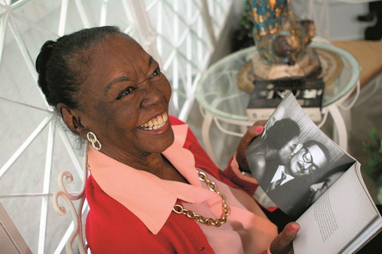 Ruth de Souza, grande atriz brasileira falecida em 2019, aos 97 anos