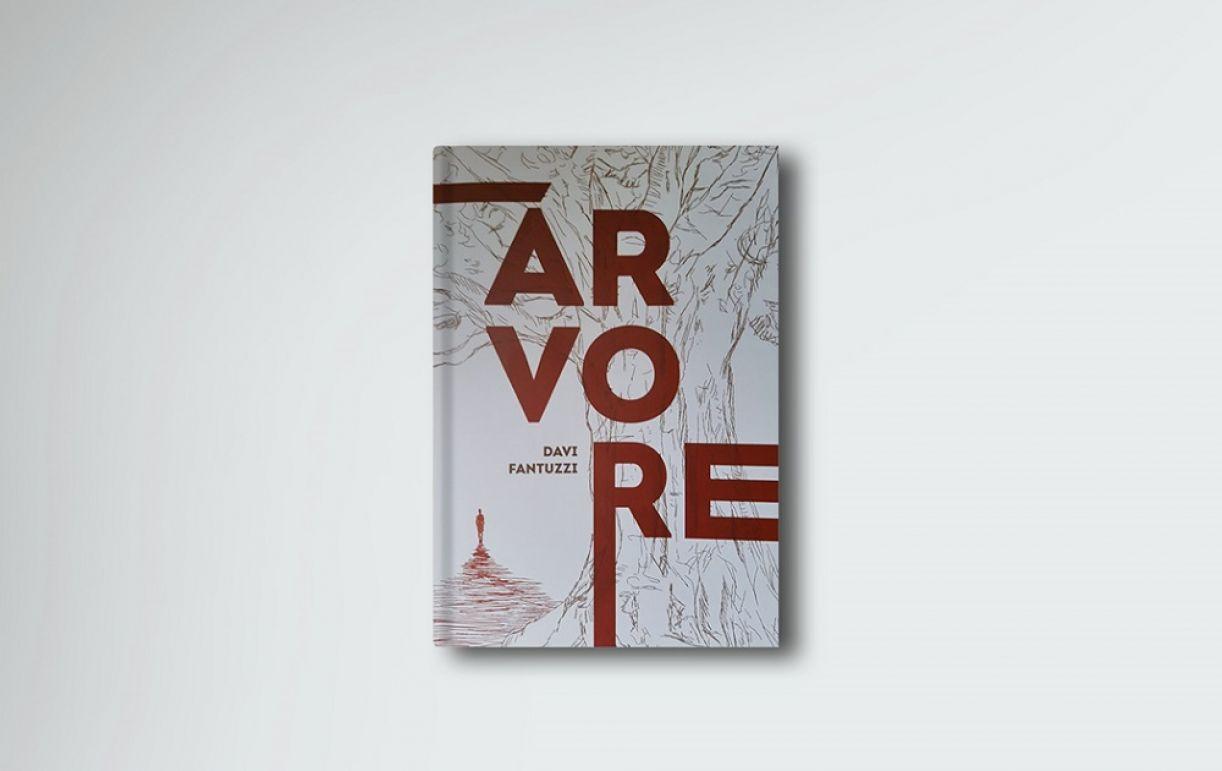 Capa do livro 'Árvore'