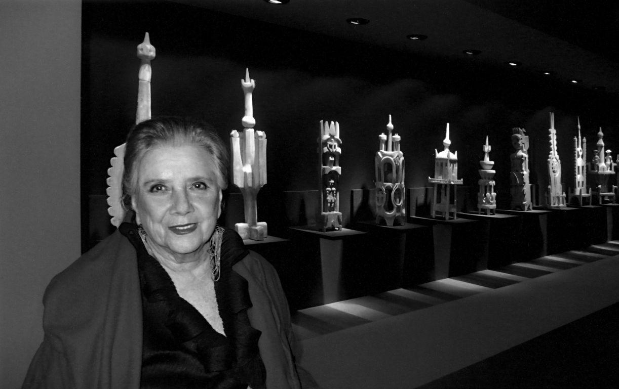 Janete Costa na Bienal de Valência
