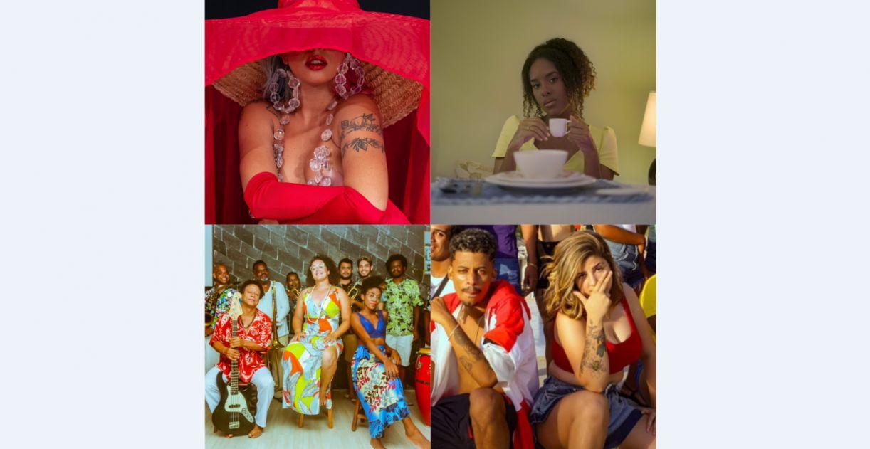 Bela Maria, Yannara, R Neto e Atena, e Sabrina & A Arca Cabocla são os artistas que se apresentam neste domingo, 20