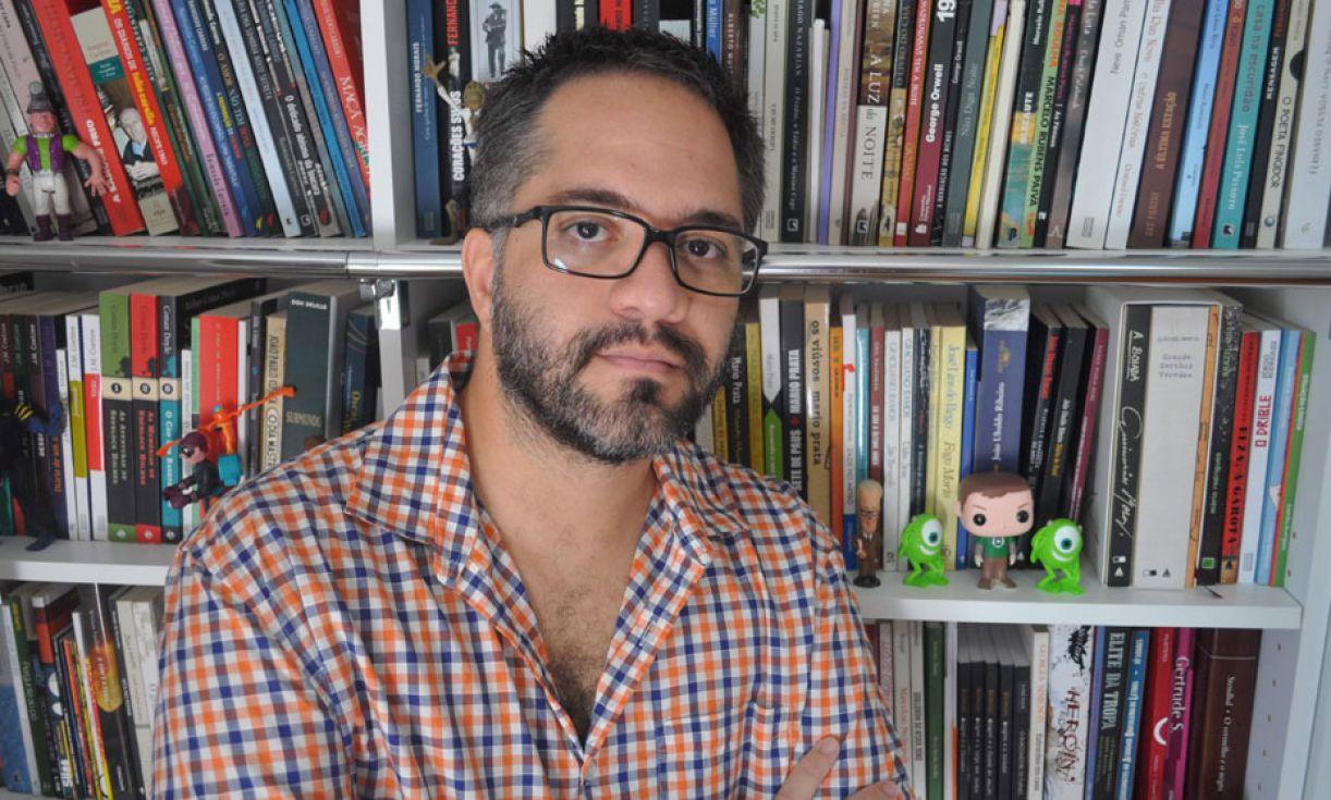 Thiago Corrêa, da Vacatussa, é organizador e produtor do evento