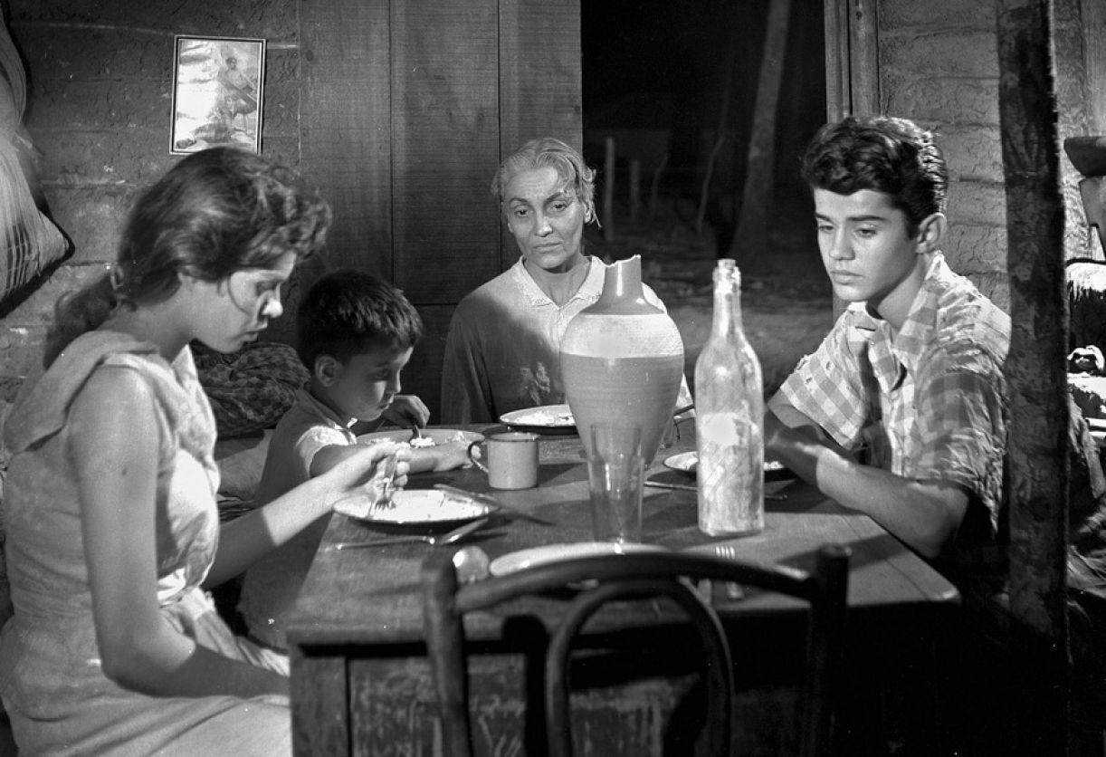 A mostra inclui o filme 'O canto do mar' (1953), de Alberto Cavalcanti