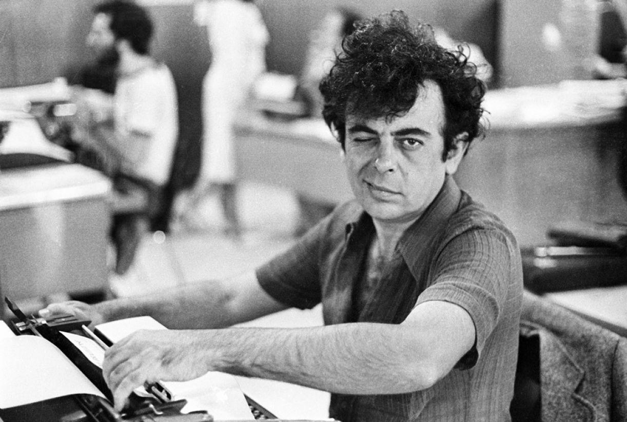 O cineasta baiano Glauber Rocha (1939-1981)