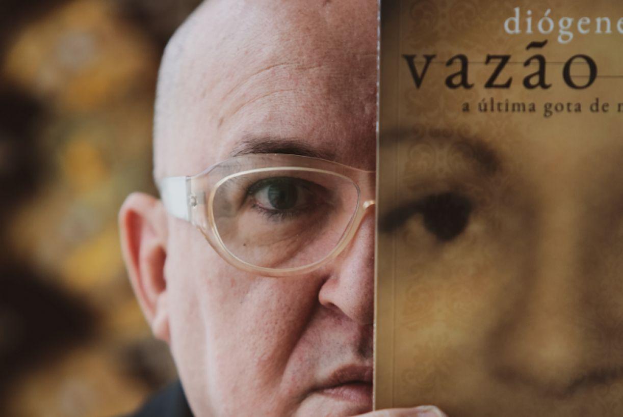 Diógenes Moura é autor do livro que rememora vida familiar