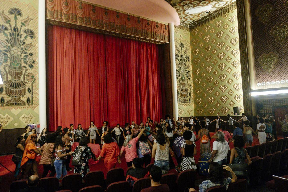 Última edição do festival no foi realizada no Cinema São Luiz