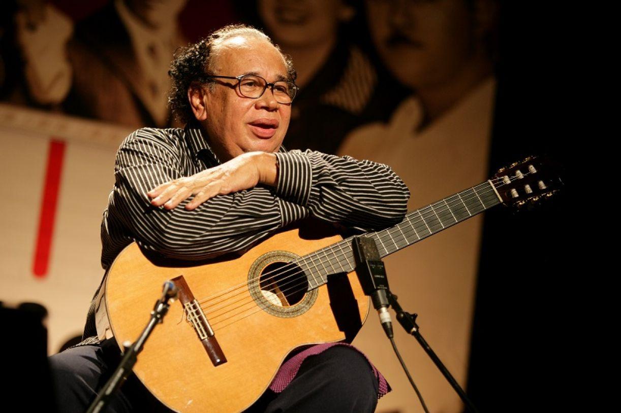 O virtuosi Henrique Annes, grande violonista do choro pernambucano