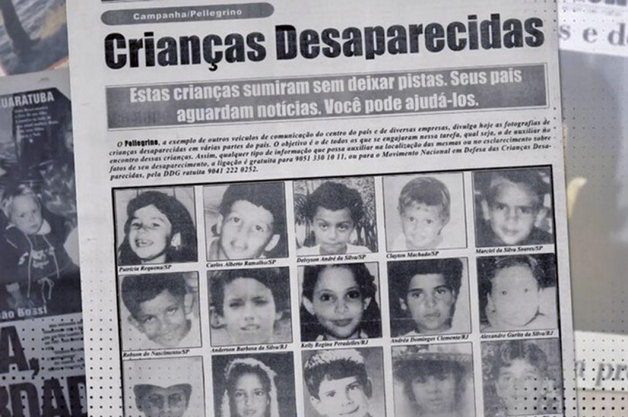 No início da década de 1990, foram muitos os casos de crianças desaparecidas além do menino Evandro